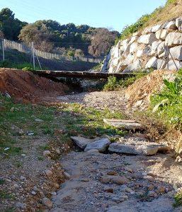 Gual inundable, Badia del Vallès