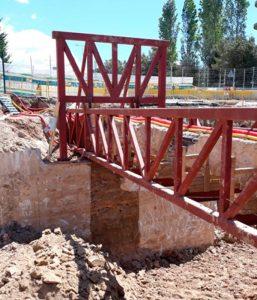 Projeto do passo inferior, Sant Cugat del Vallès