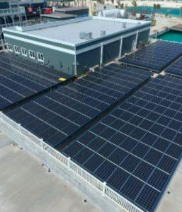 Estruturas de instalações fotovoltaicas, Bahamas