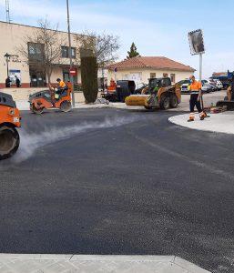 Projecte executiu de pavimentació de carrers, Olèrdola