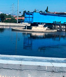 Restructuration of a WWTP draft project, Rubí