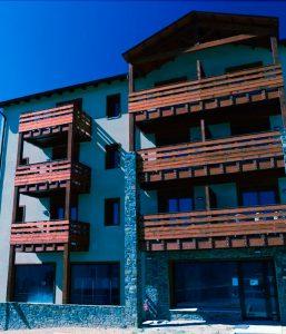Hotel Les Chalets de l'Isard, Les Angles